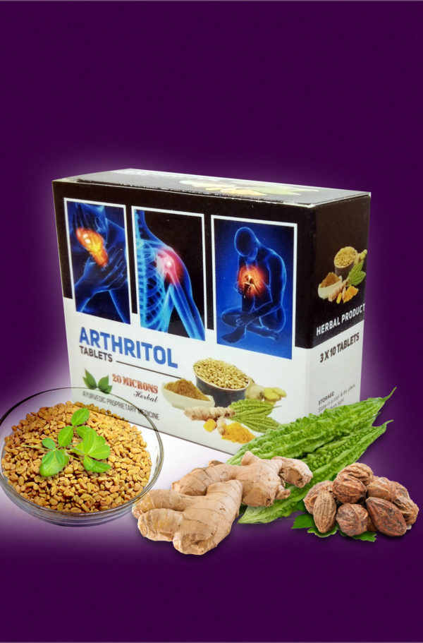 joint inflammation capsules